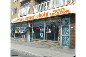 Vidéo Super Choix