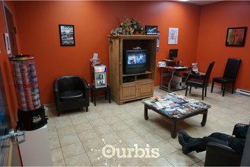 CliniqueAuto MM Inc à Quebec: image de la salle d'attente de garage de réparation automobile cliniqueAUTOMM québec