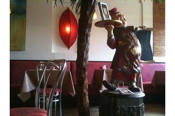 Restaurant Chez Mai Lan in Montréal: À l'accueil du restaurant