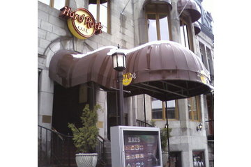 Hard Rock Cafe à Montréal