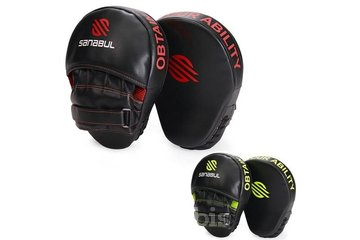 Sanabul Canada in BURNABY: Sanabul Essential Curved Boxing MMA Punching Mitts