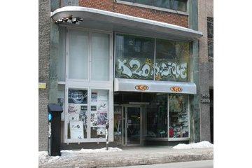 Boutique X 2 O