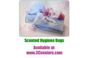 3Cs Seniors Home Care Services Inc. in Mississauga: Heaven Scent™'s Scented Hygiene Disposable Bag