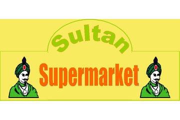 Sultan Supermarket South in Ottawa: Sultan's Logo