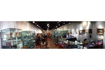 Shaughnessy Antique Gallery Inc in Vancouver: Granville Street Store Interior