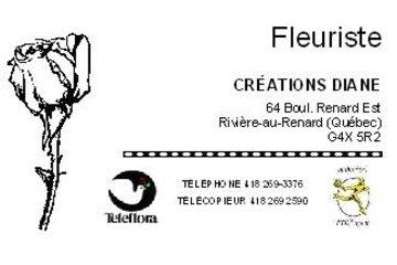 Fleuriste Creations Diane Enr in Gaspé