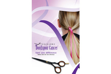 CanDonate Hair Program / Programme DonEspoir Cancer