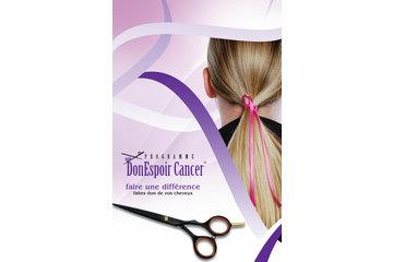 CanDonate Hair Program / Programme DonEspoir Cancer