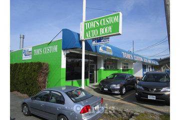 Tom's Custom Auto Body Ltd in Coquitlam