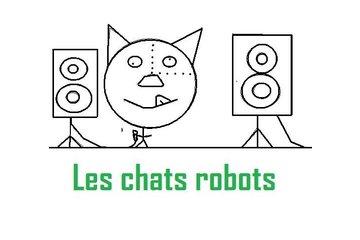 Les Chats Robots