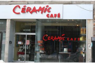 Café-Studio Ceramic à Montréal: Nouvel emplacement