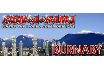 Sign-A-Rama Burnaby in Burnaby: Burnaby Signarama Main Logo