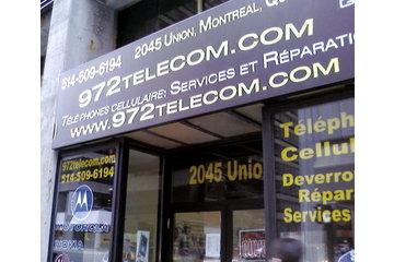 972 Telecom à Montréal