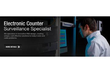 Electronic Counter Surveillance (Cable Locators)