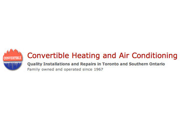 Convertible Heating and Air Conditioning