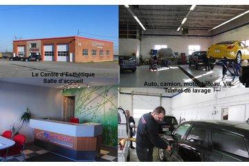 Lave auto Répare-brise Inc