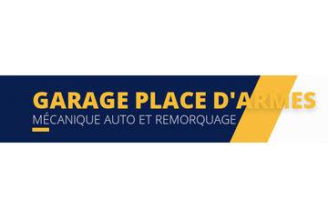 Garage Place d'Armes
