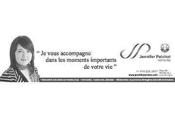 Jennifer Pelchat Notaire à Saint-Georges