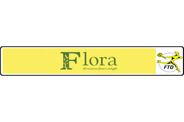 Flora All Occasions Flowers and Gifts in Brampton: Flora All Occasions Website logo