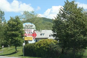 Motel St-Hilaire à Mont-Saint-Hilaire