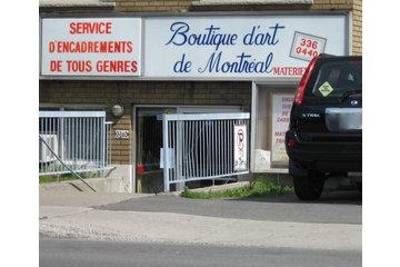 Boutique D'Art de Montréal