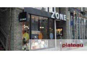 Zone in Montréal