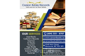 Carson Books & Records
