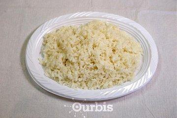 Marché casse-croûte notre-dame   à Pointe-aux-Trembles: du riz blanc