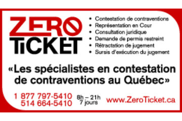 Zero Ticket