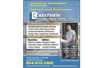 Bestview Construction Ltd