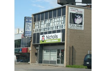 Nicholls R Distributeurs Inc