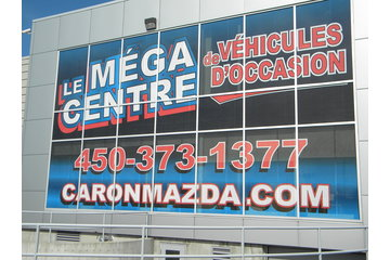 Caron Mazda in Salaberry-de-Valleyfield: Centre de véhicule d'occasion Caron Mazda