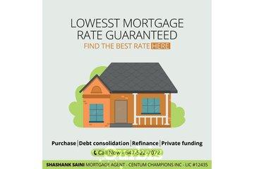 MLR-debt consolidation loan in Toronto