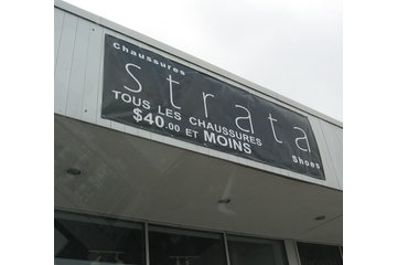Strata Shoes à Brossard