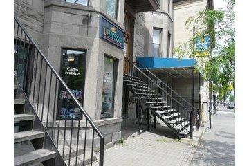 Ulysse la Librairie du Voyage à Montréal: Libraire de voyage Ulysse, rue St-Denis, angle Rachel