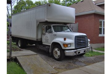 B & G Moving in Brantford: Truck