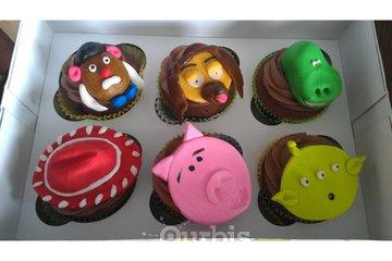 Les petites Douceurs Cupcakes et Aux plateaux D'argent à Joliette