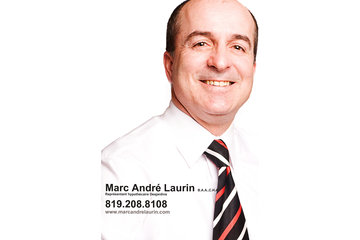Marc André Laurin, représentant hypothécaire Desjardins Gatineau