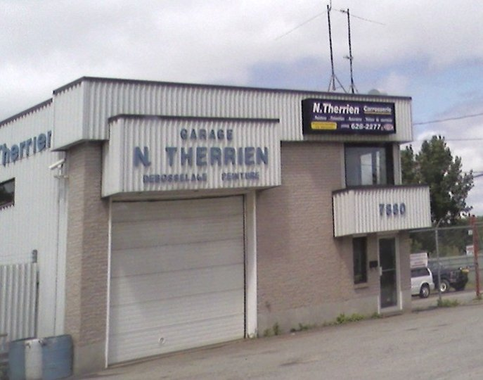 Garage normand therrien inc laval qc ourbis for Garage bourny automobiles laval