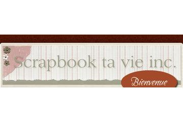 Scrapbook Ta Vie Inc