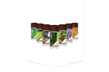 MIRKAdesign à Montréal: Nutrideo étiquettes de cosmétiques