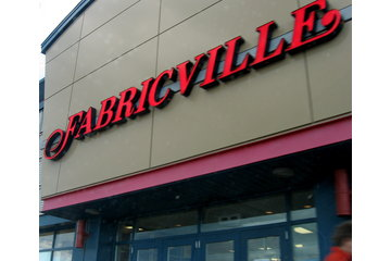 Décor @ Fabricville in Greenfield Park