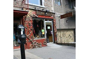 Boutique Les Mains Folles à Montréal