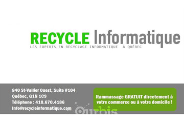 Recycle Informatique