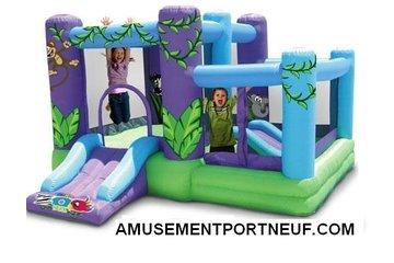 Amusement Portneuf à Grondines: zoo
