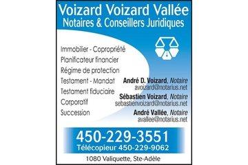 Voizard Voizard Notaires à Sainte-Adèle