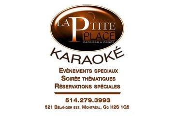 Bar P'Tite Place in Montréal
