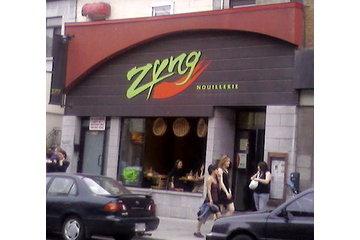 Restaurant Zyng in Montréal