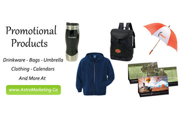 Astro Marketing Ltd in Concord: Promotional Products by Astro Marketing