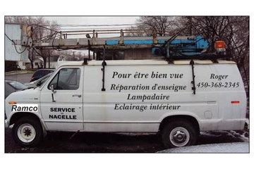 Ramco,Services de Nacelle